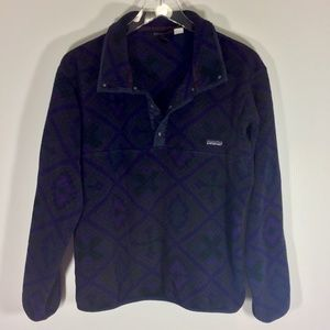 Vintage Patagonia Snap T Synchilla Fleece Pullover